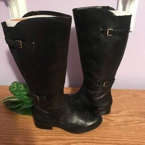 NATURALIZER N5 COMFORT Jamison Black  Boots 9W
